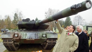 Rheinmetall fordert 120 Millionen vom Bund