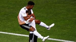 """""""Pure Werbung für den deutschen Fußball"""""""