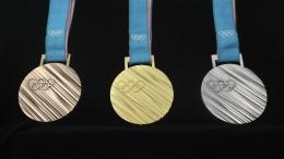 Zeitplan der Olympischen Winterspiele 2018 in Pyeongchang