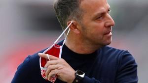 DFB kontert Kritik von Bayern-Trainer Flick