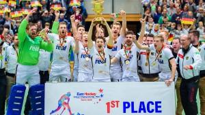 Deutschlands Hockey-Herren sind Europameister