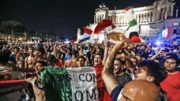 Italiens Zuversicht ist wieder da