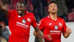 Mainz 05 in der Rolle der kleinen Gallier