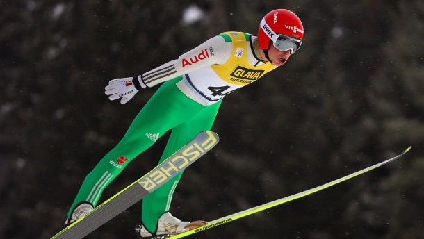 Frenzel dominiert in Lillehammer