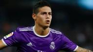Das ist Bayerns neuer Millionenmann James Rodriguez