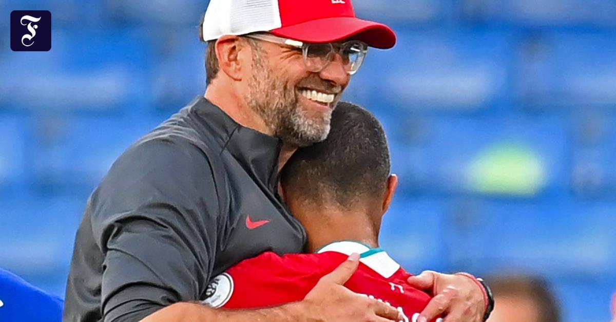 FC Liverpool und Jürgen Klopp nach Sieg bei Chelsea glücklich