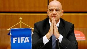 FIFA-Stiftung erhält 201 Millionen Dollar Schadensersatz
