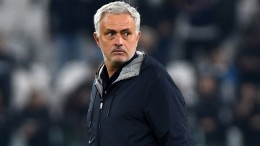 """""""Unendliche Schande"""" für Mourinho und AS Rom"""