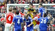 Chelsea behauptet Vorsprung an der Spitze