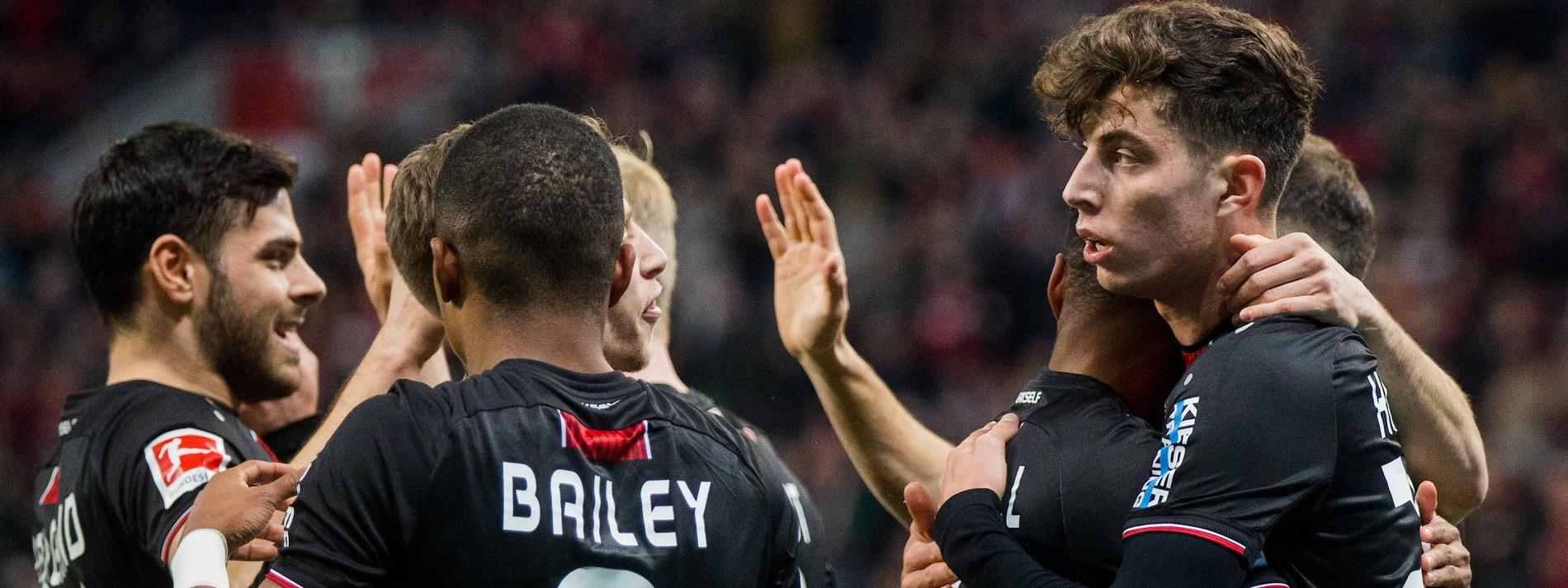 Leverkusener Sieg mit Schattenseite