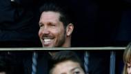 Wieder Ärger um Atlético-Trainer Simeone