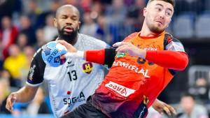 Rhein-Neckar Löwen gewinnen Hinspiel gegen Nantes