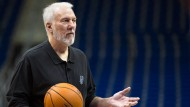 Ein Mann, ein Ball: Basketball-Coach Gregg Popovich