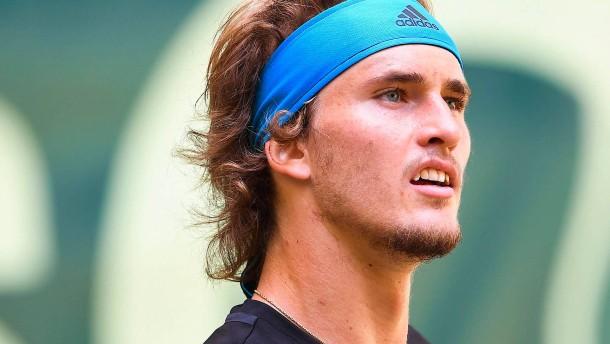 Vor Wimbledon bleibt noch viel Arbeit für Zverev