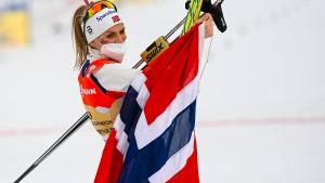 Norweger-Festspiele gehen weiter