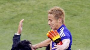 Japanischer Sieg in müdem Spiel
