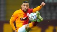 Omar Elabdellaoui erlitt an Silvester Verletzungen und musste ins Krankenhaus.
