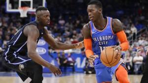 Beeindruckender Schröder führt Thunder zum NBA-Sieg