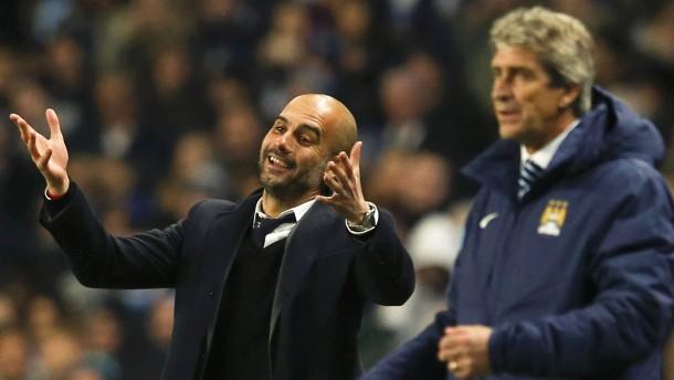 Manchester City bekommt Pep