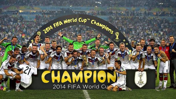Die seltsame Fifa-Rangliste