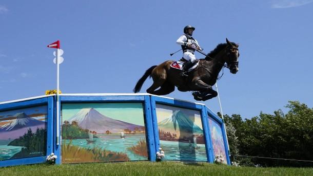 Krajewski kommt Medaille nahe – Pferd eingeschläfert