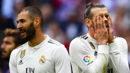 Real Madrid blamiert sich – Messi verletzt sich