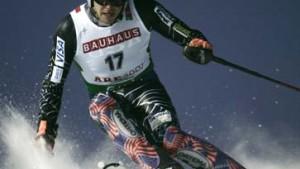 Auch der halbe Slalom noch zu lang für Miller