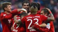 Ein Bayern-Rekord nach dem anderen