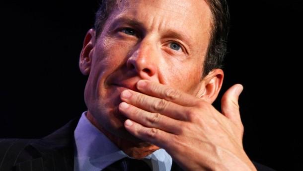 Doper Armstrong kassierte Millionen-Gage