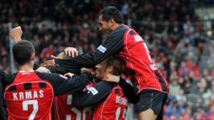 Freiburg zieht davon - Mainz lässt Federn