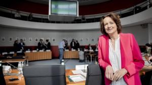 Dagmar Freitag kontert Großes Aussagen