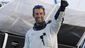 Der grandiose Rekordsieg des Armel Le Cléac'h