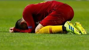"""""""Schande! Schiedsrichter versenkt AS Rom"""""""