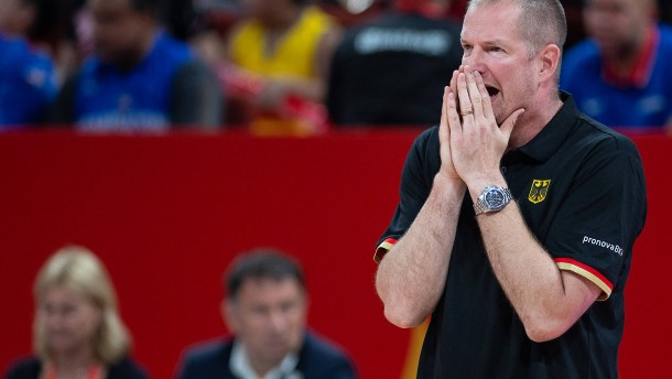 """""""Wir gehen mit Henrik Rödl in die Basketball-EM"""""""