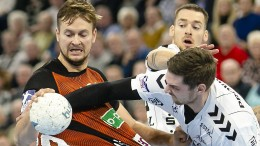 Kieler Handball-Gala und ein lustiger Verlierer