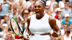 Serena Williams auf Rekordjagd – Konta draußen