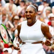 Durchsetzungsfähig: Serena Williams