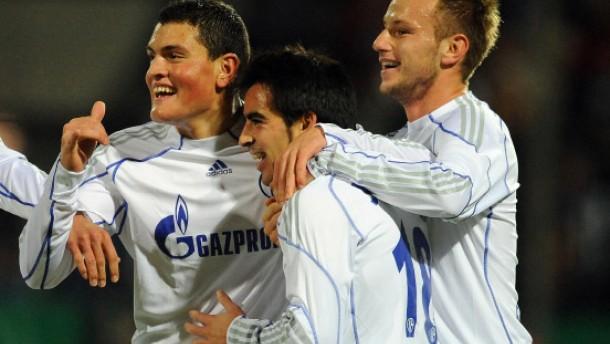 Der Pokal hat für Schalke eigene Gesetze