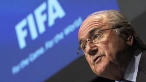 """""""Blatter mangelt es an Glaubwürdigkeit"""""""