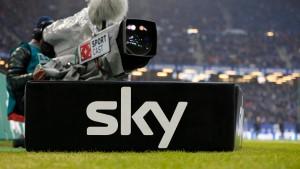 Bundesliga verkauft Rechte an Sky-Mutterkonzern