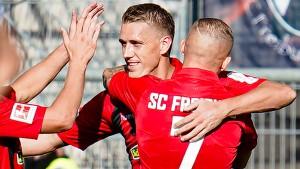 Freiburg überholt den FC Bayern