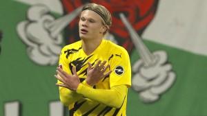 Dortmund bläst zur Bundesliga-Aufholjagd