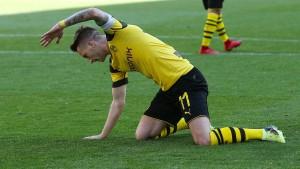 Der langsame Abstieg der Fußball-Bundesliga