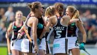Hockey-Damen schlagen Schottland