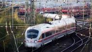 120 neue Züge für die Bahn