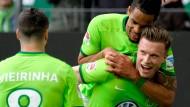 Wolfsburger Befreiung im Tabellenkeller