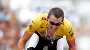 Armstrong als Sende-Hindernis