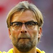Ein graues Gesicht wie nach einem riesigen Kater: BVB-Trainer Jürgen Klopp