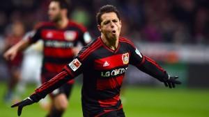 Bayer schießt die Bayern-Besieger ab