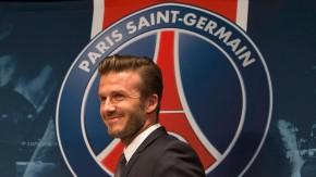 Fünf Monate Paris für Beckham